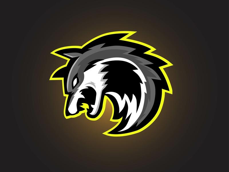 Grey Wolf Esport Gaming Logo by Muhammad Setiawan on Dribbble.