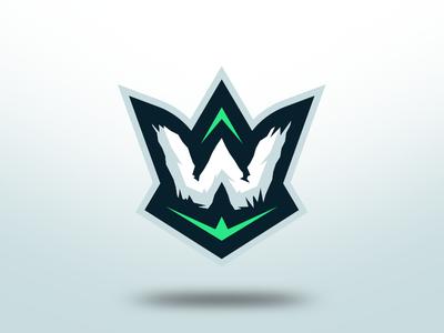 Wedge Gaming Logo Design.