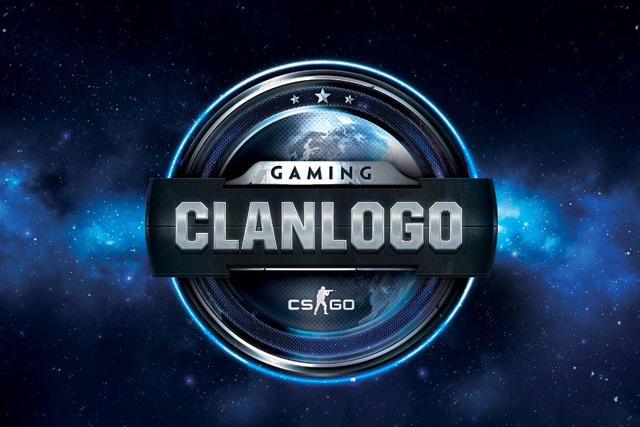 Clan Gaming Logo.