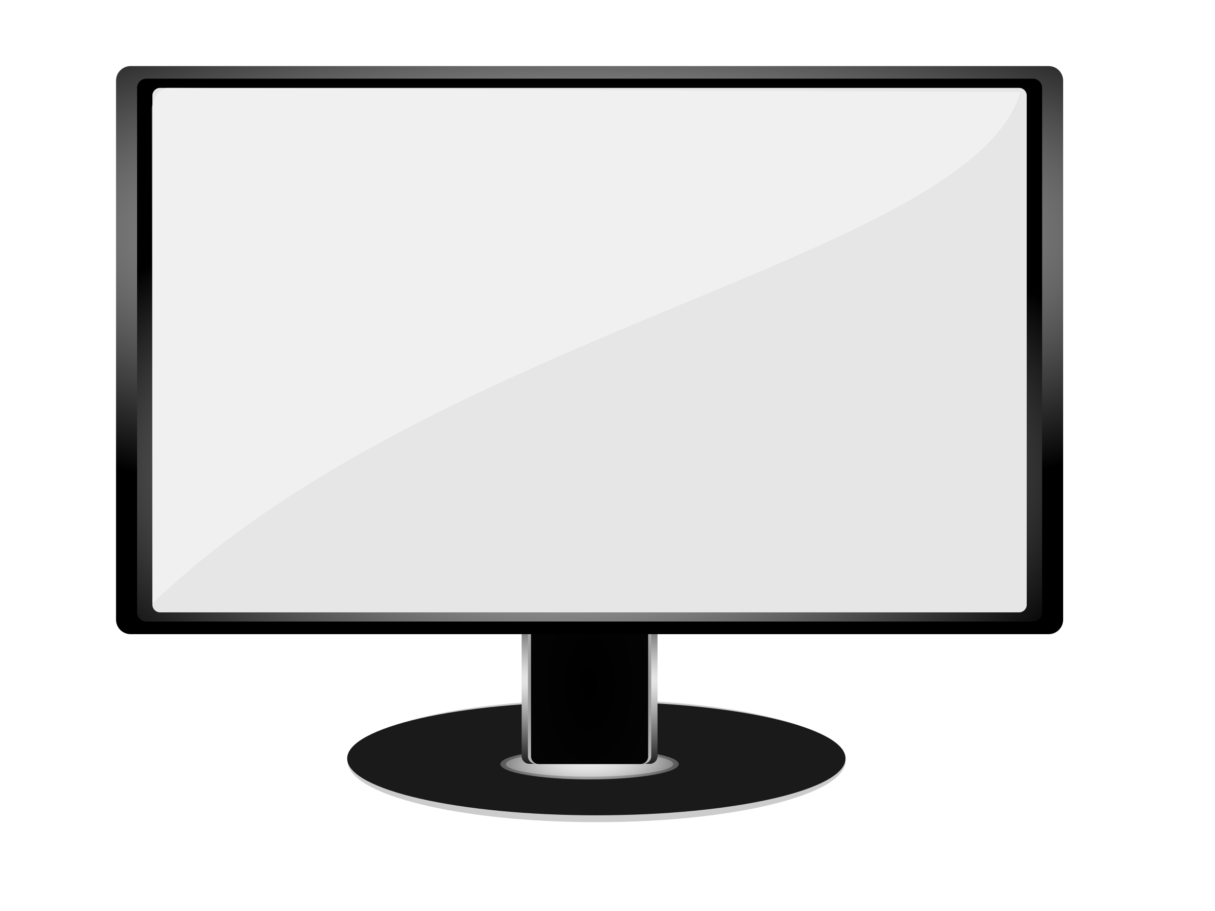 Office clipart monitor, Office monitor Transparent FREE for.