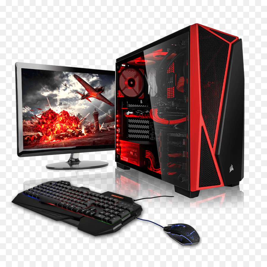Gaming Pc Png & Free Gaming Pc.png Transparent Images #44266.