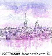Gamla stan Stock Illustrations. 8 gamla stan clip art images and.