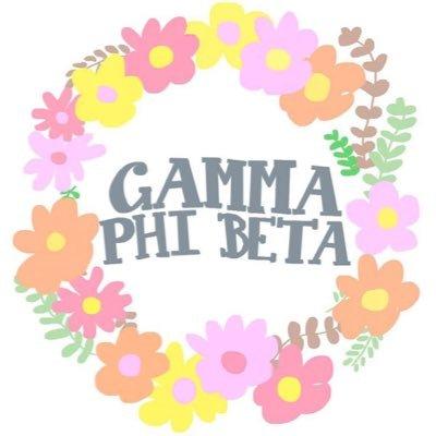 Gamma Phi Beta.