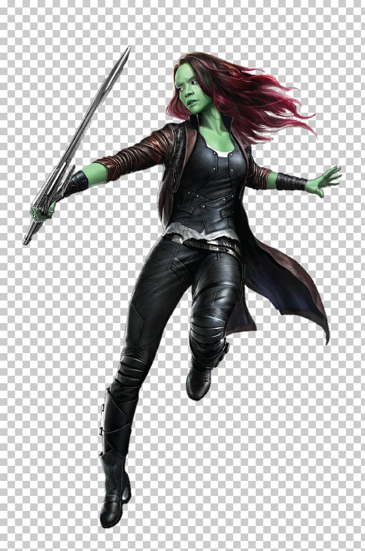 Gamora Hulk Star.