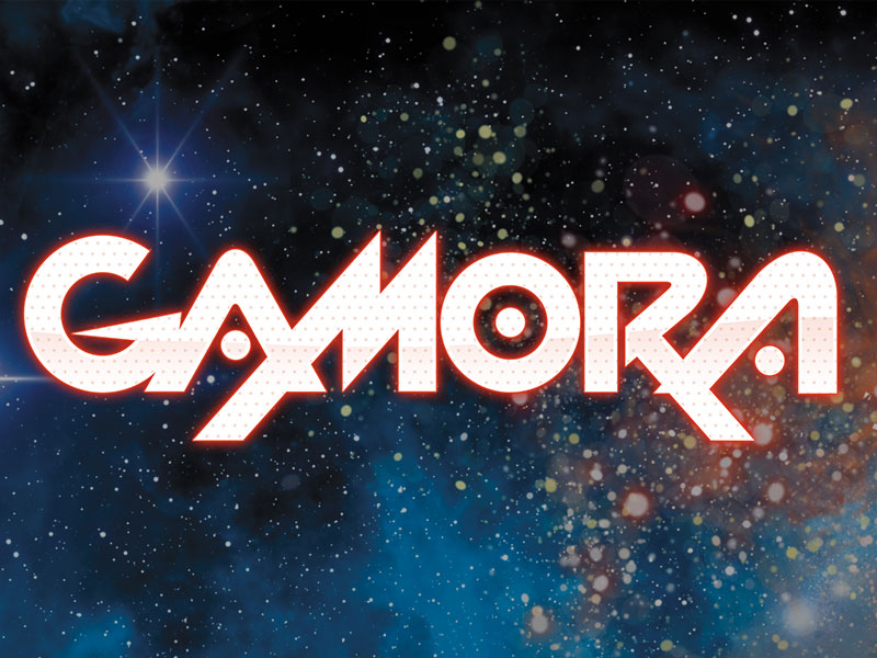 Gamora by Jay Bowen on Dribbble.