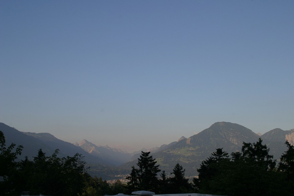 Free photo Voralberg Gamperdona Valley Mood Nature Austria.