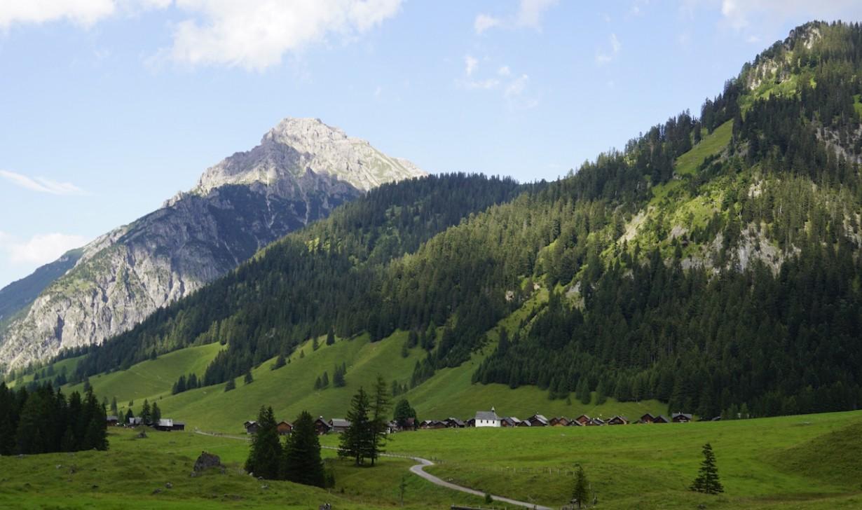 Birthday In Heaven, Nenzinger Himmel, Austria, 8.