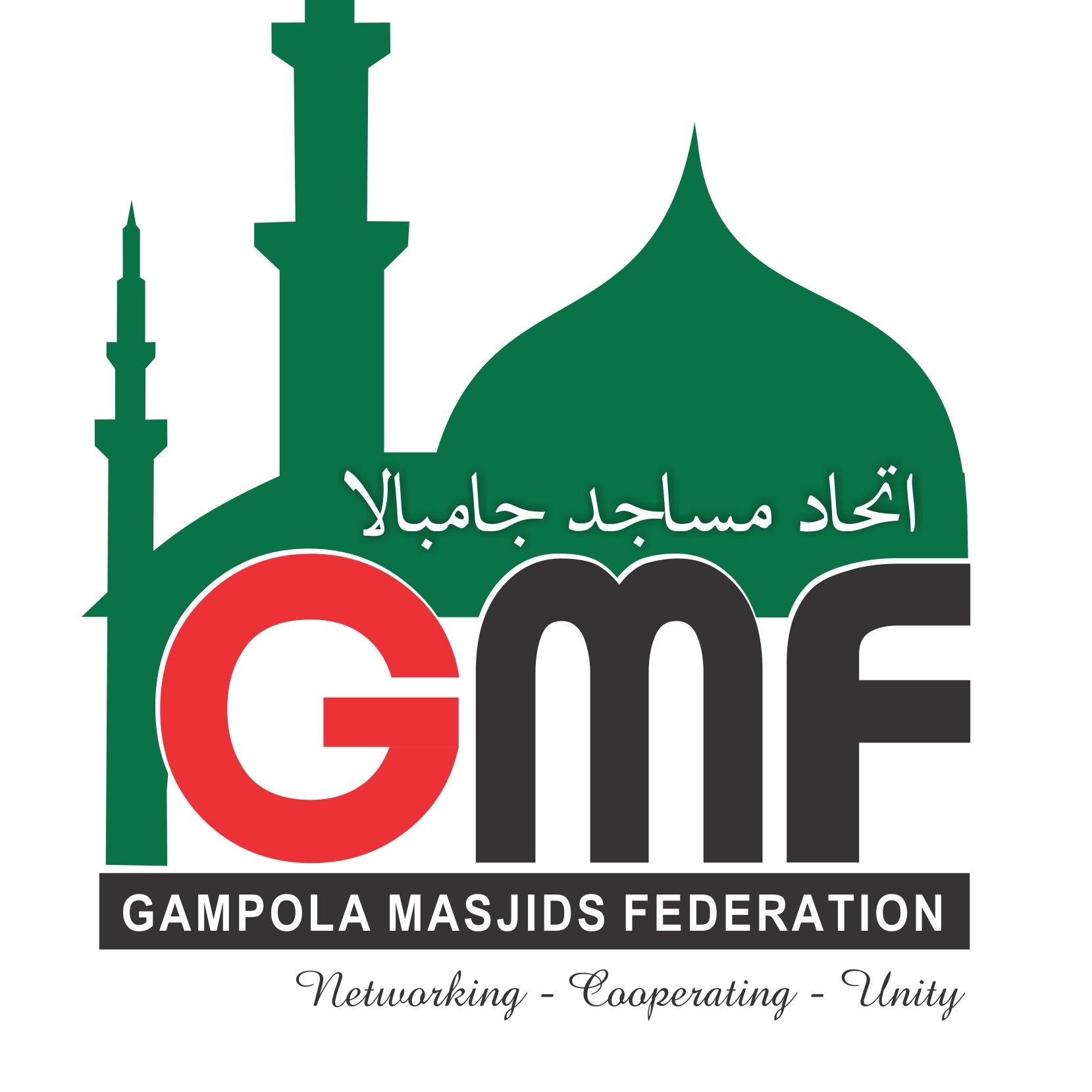 Gampola Masjids Fed (@gampolamf).