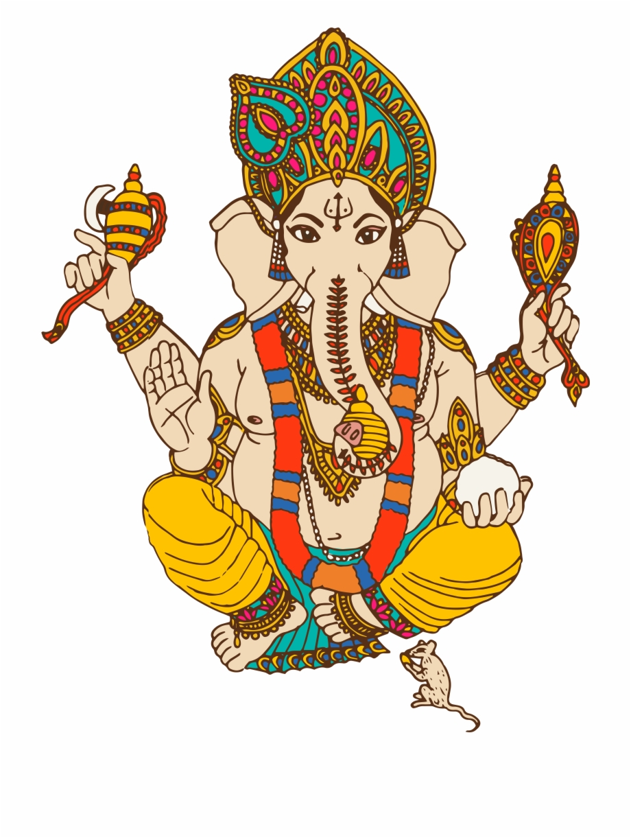 Png Lord Ganesha Free PNG Images & Clipart Download #179918.