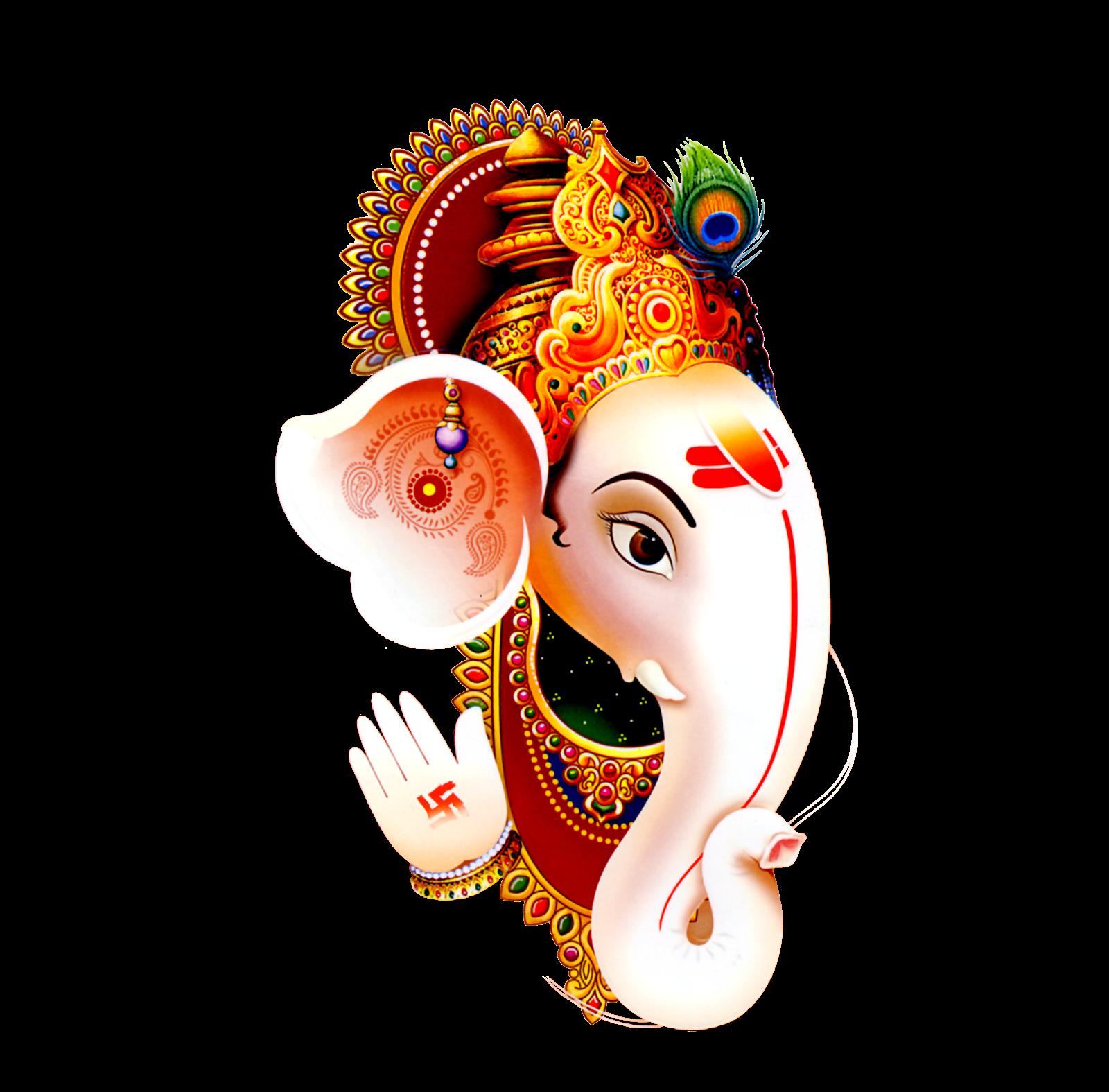 Lord Ganesha PNG Images.