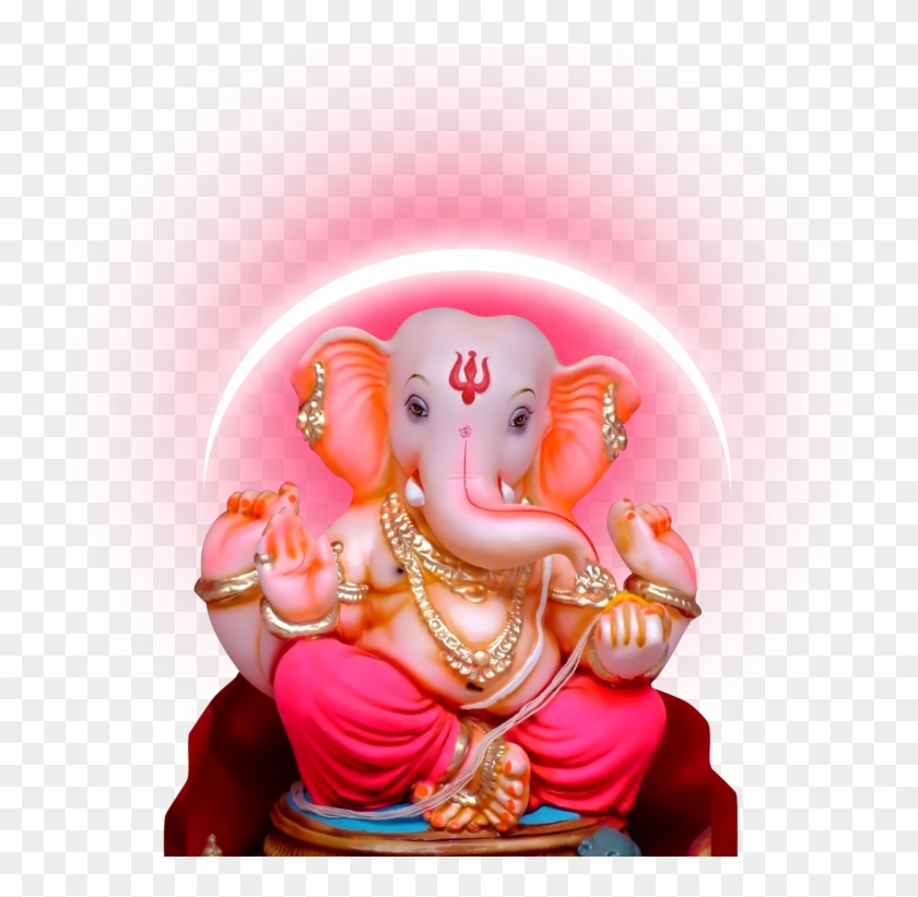 Lord Ganesha Png Images Enam Wallpaper, Transparent Png.