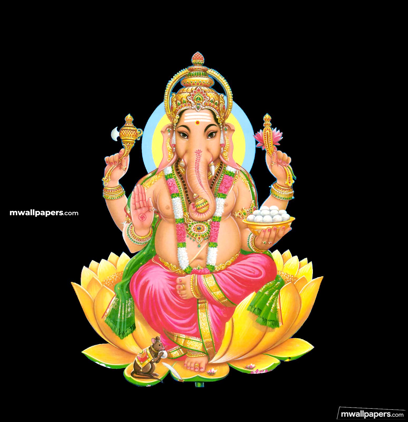 God Ganapathi Png (+).