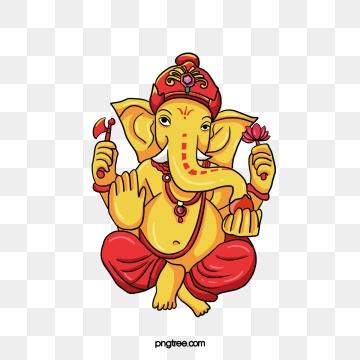 Ganesha PNG Images.