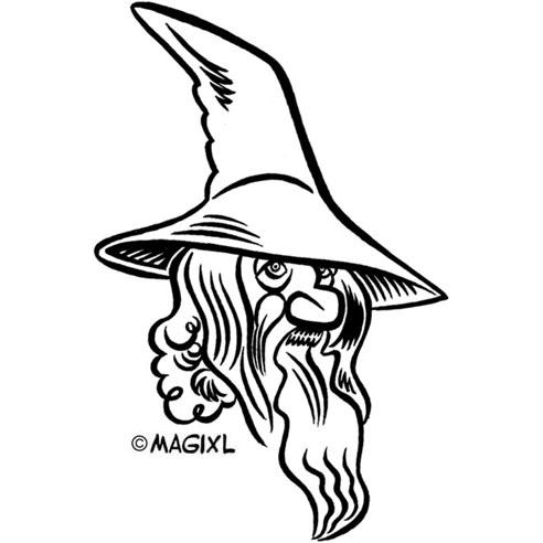 Hobbit Clip Art.