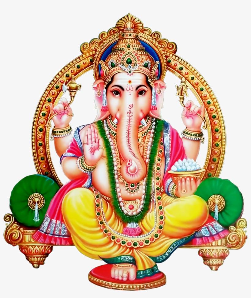 Lord Ganesh Vinayaka Hd Png Photos Images Clipart.