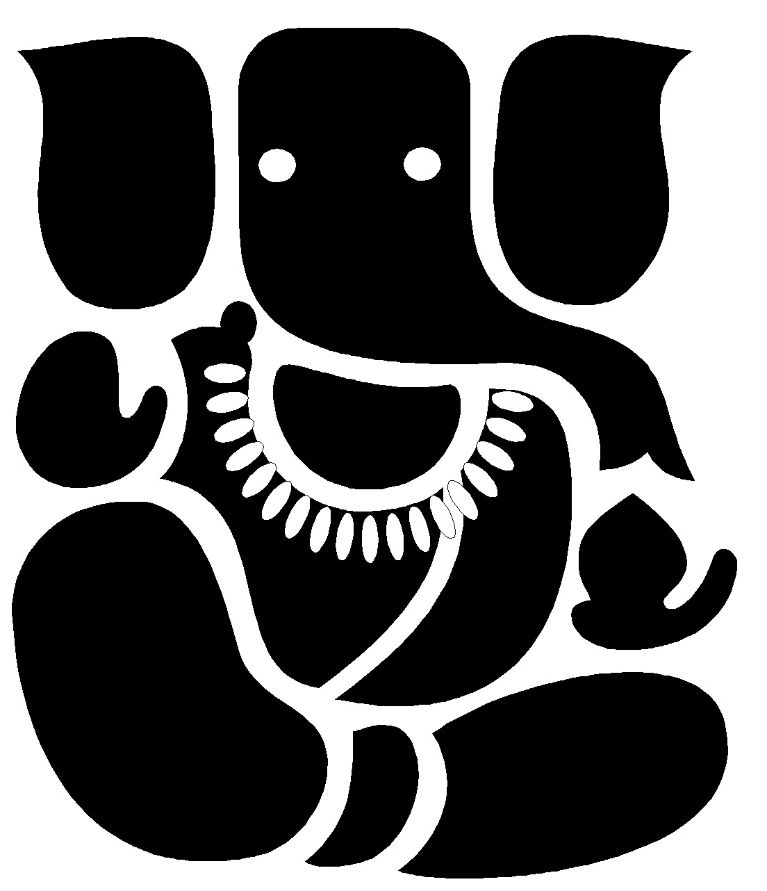 Ganesh Clipart.