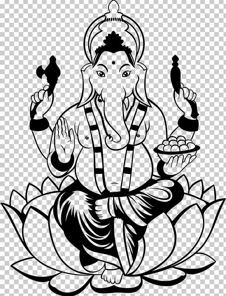 Ganesha Ganesh Chaturthi PNG, Clipart, Art, Artwork, Bal.
