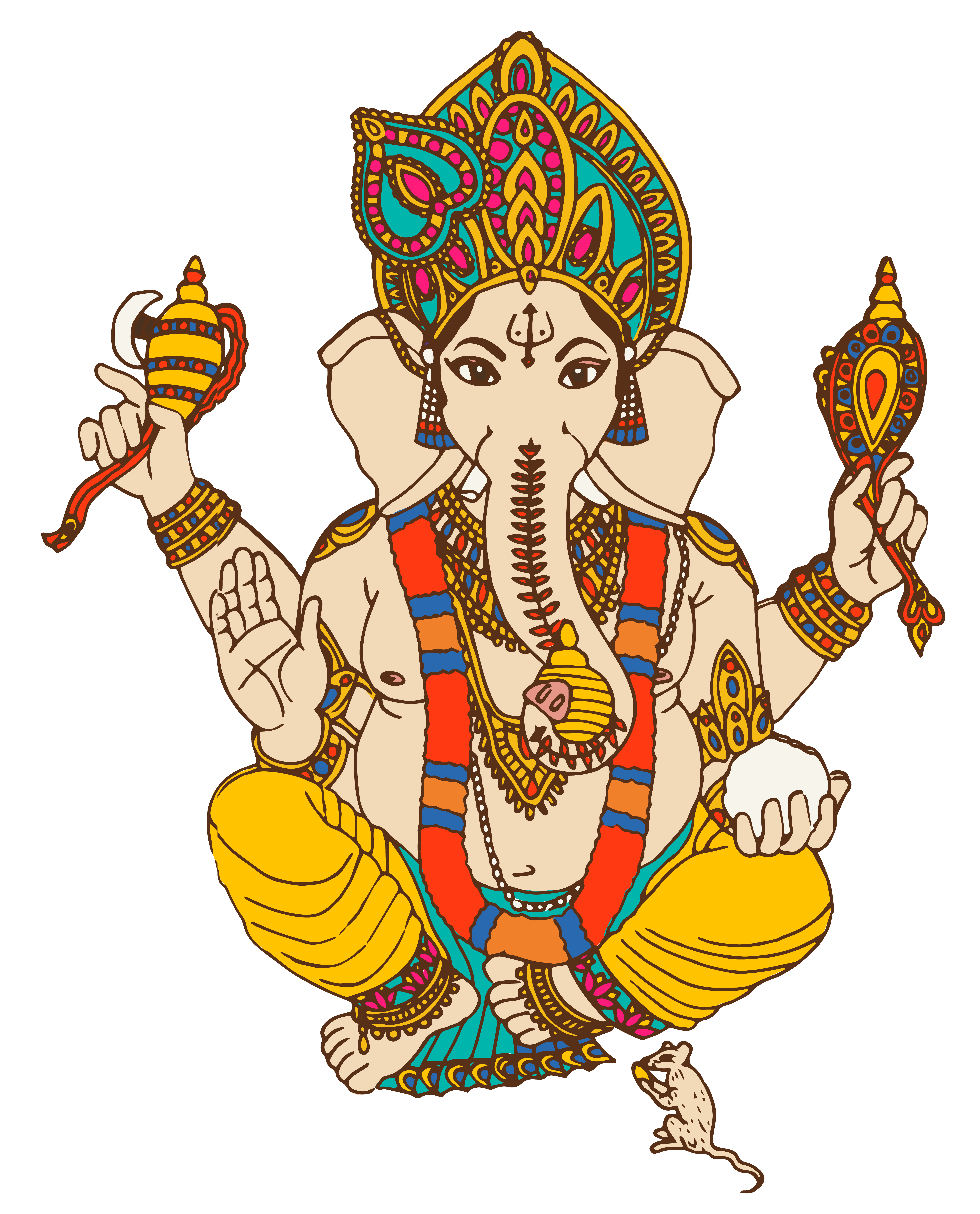 Ganesha Clipart at GetDrawings.com.