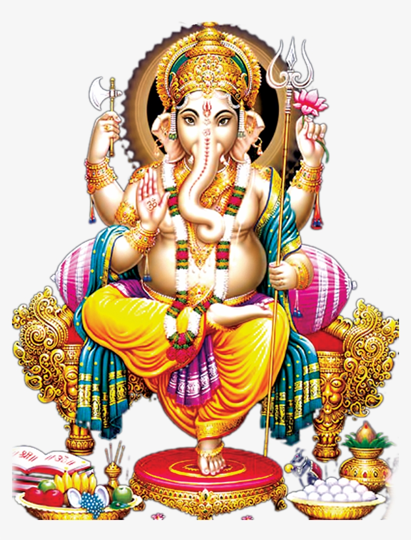 Download Free png Famous Lord Ganesh Hd Png Photos Free Downloads.