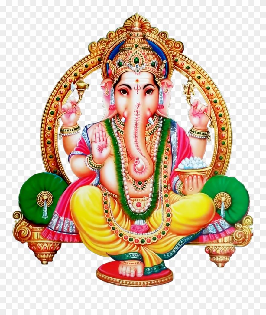 Lord Ganesh Vinayaka Hd Png Photos Images Clipart Transparent Png.