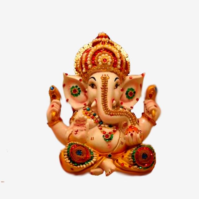 Ganesha Murti, Ganesh, Design, Ganesha PNG Transparent Clipart Image.