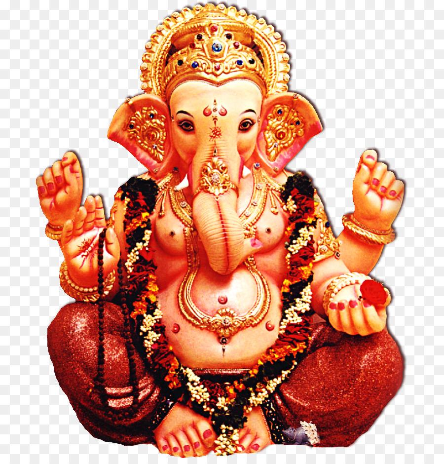 Ganesh Chaturthi Ganapati png download.