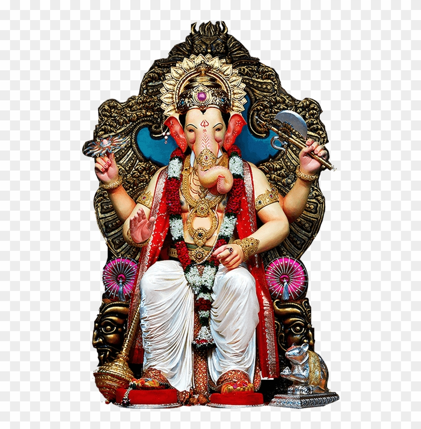 Ganesh Chaturthi Png Background Image.