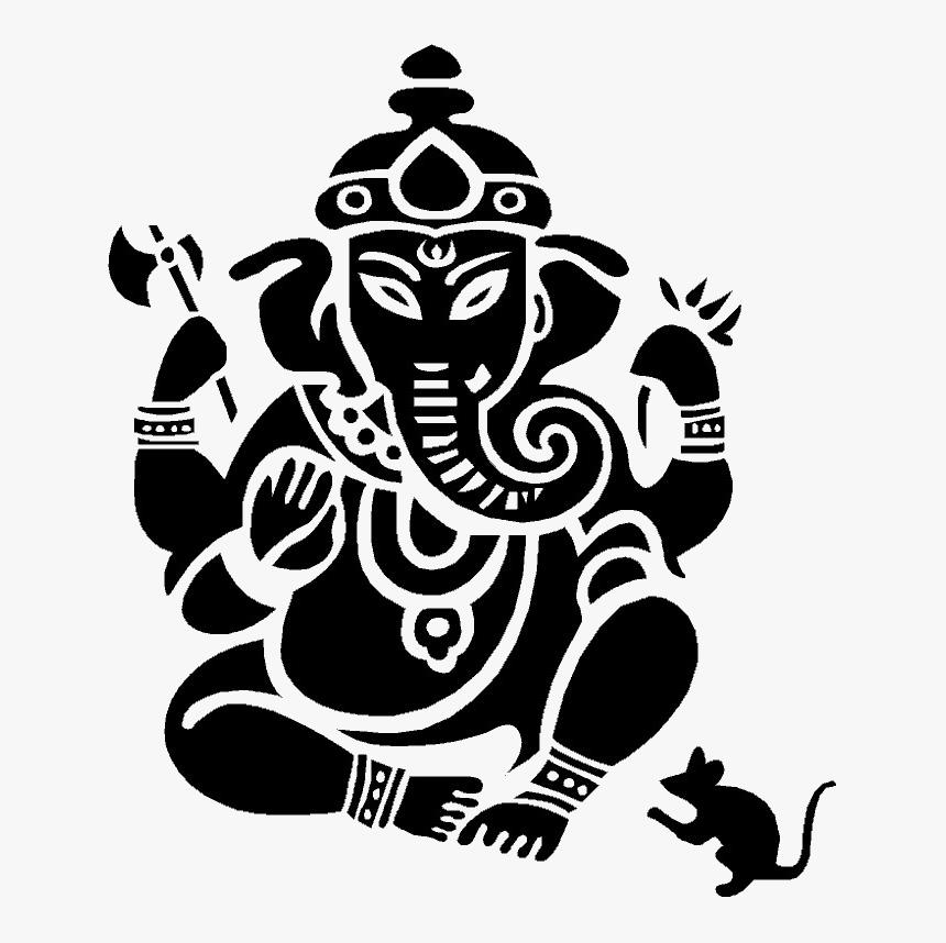 Lord Ganesha Png Clipart.