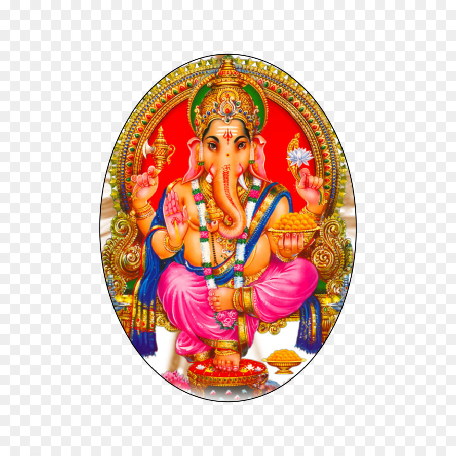 Ganesh Chaturthi Hindu png download.