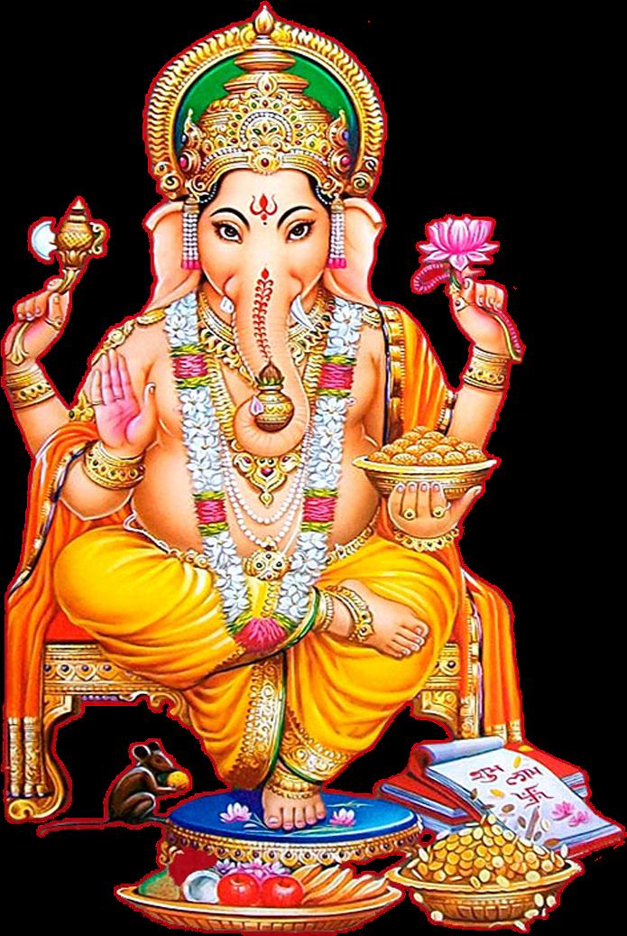 HD Lord Ganesha Png And Lord Ganesha Transparent Clipart.