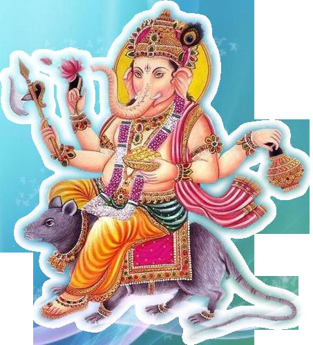 Ganesha PNG Images Transparent Free Download.