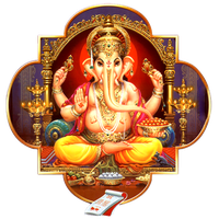 Download Sri Ganesh Free PNG photo images and clipart.