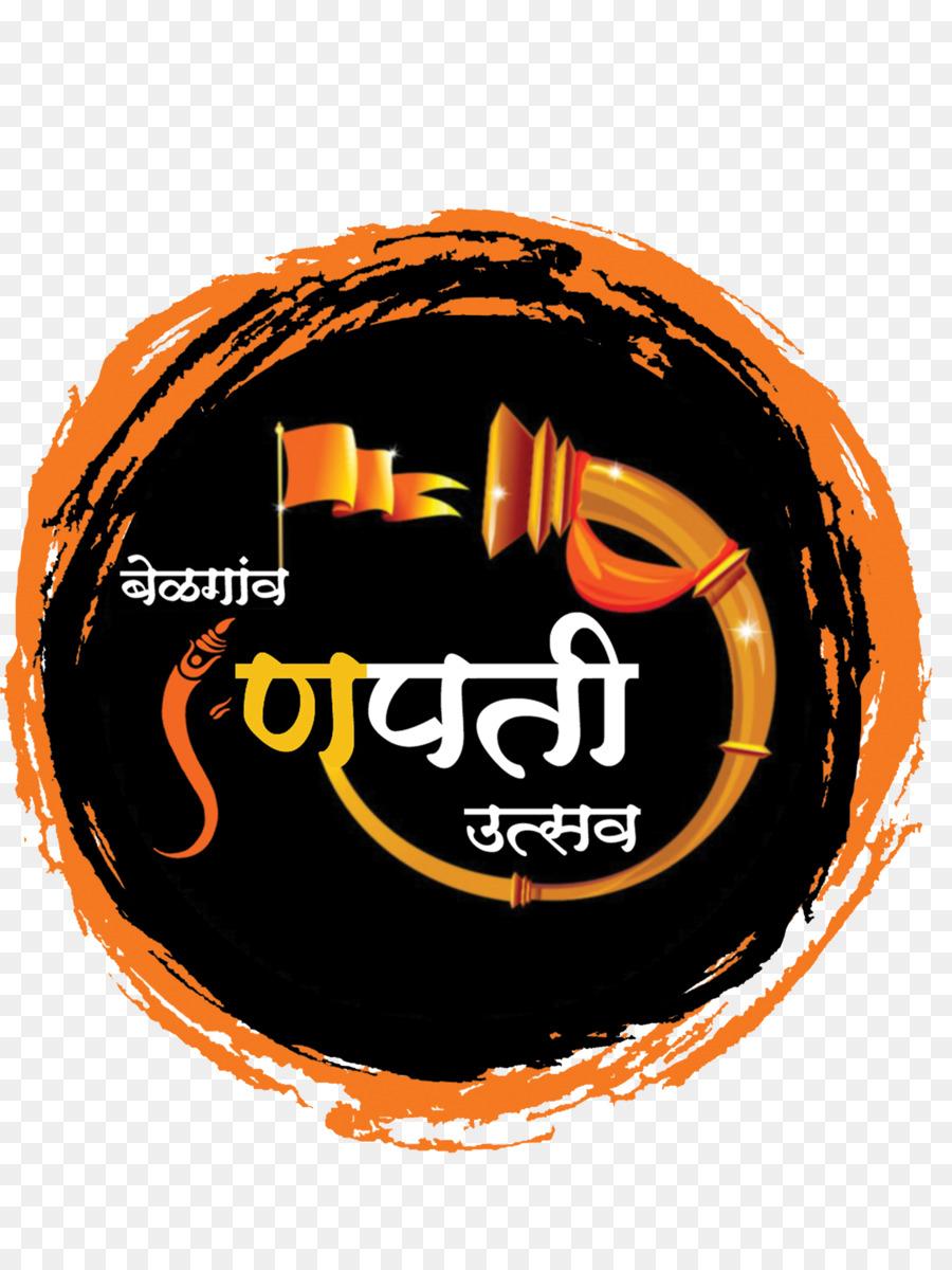Ganesh Chaturthi Logo png download.
