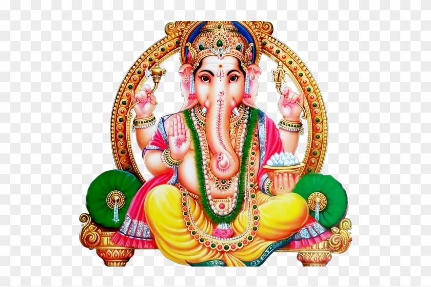 Sri Ganesh Png Transparent Images.