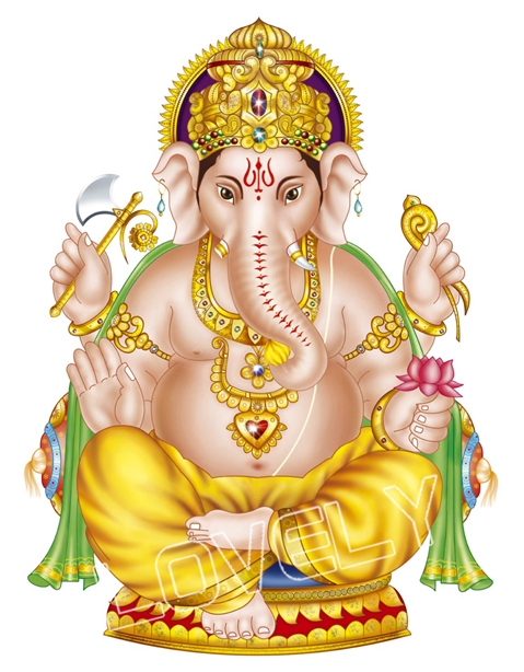 Sri Ganesh HD PNG Transparent Sri Ganesh HD.PNG Images..