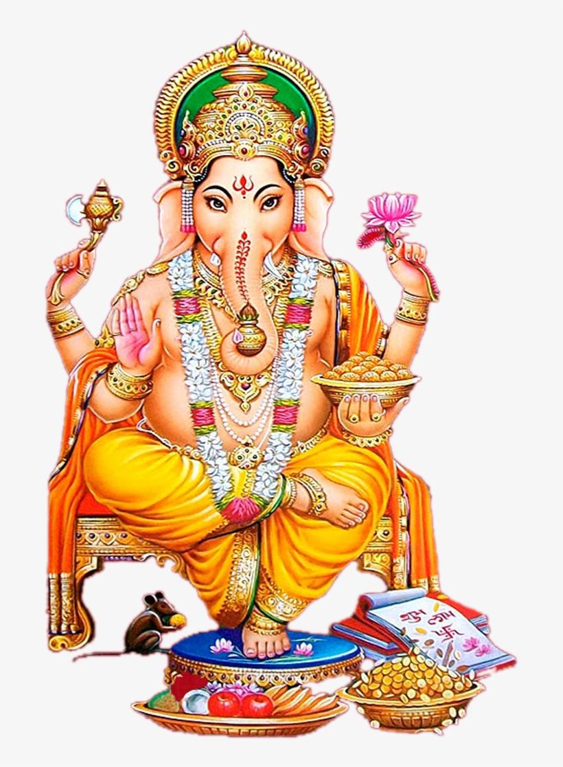 Lord Ganesha Png And Lord Ganesha Transparent Clipart.