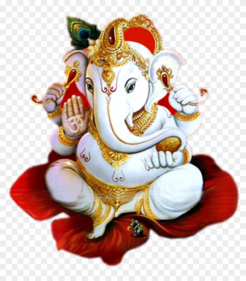 Ganesh Chaturthi Png Image Hd.
