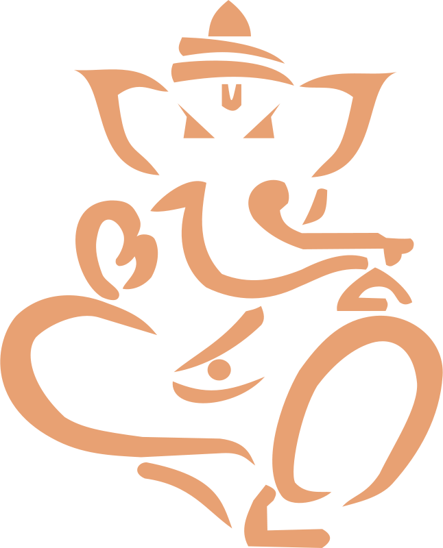Ganpati Images For Wedding Cards Png (+).