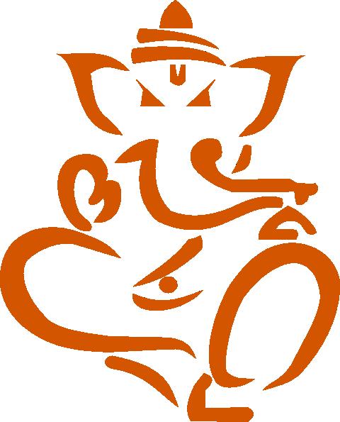 Ganesha art.