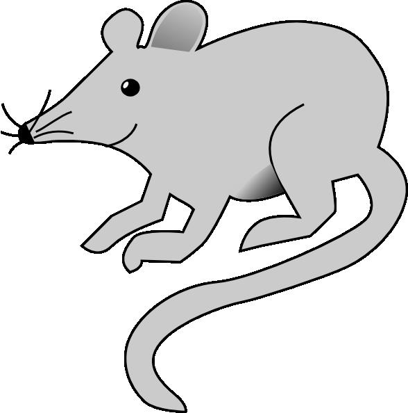 Cute Mouse Clipart.