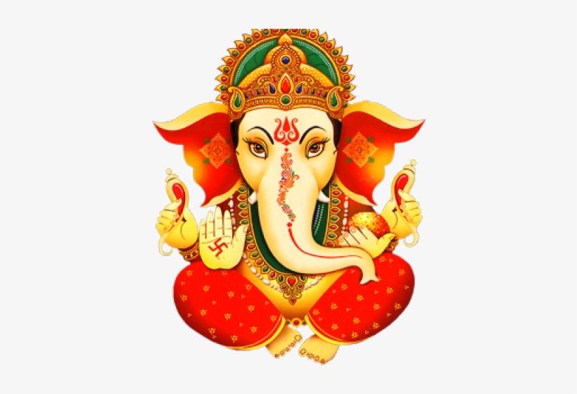 Gods Clipart Ganesha.