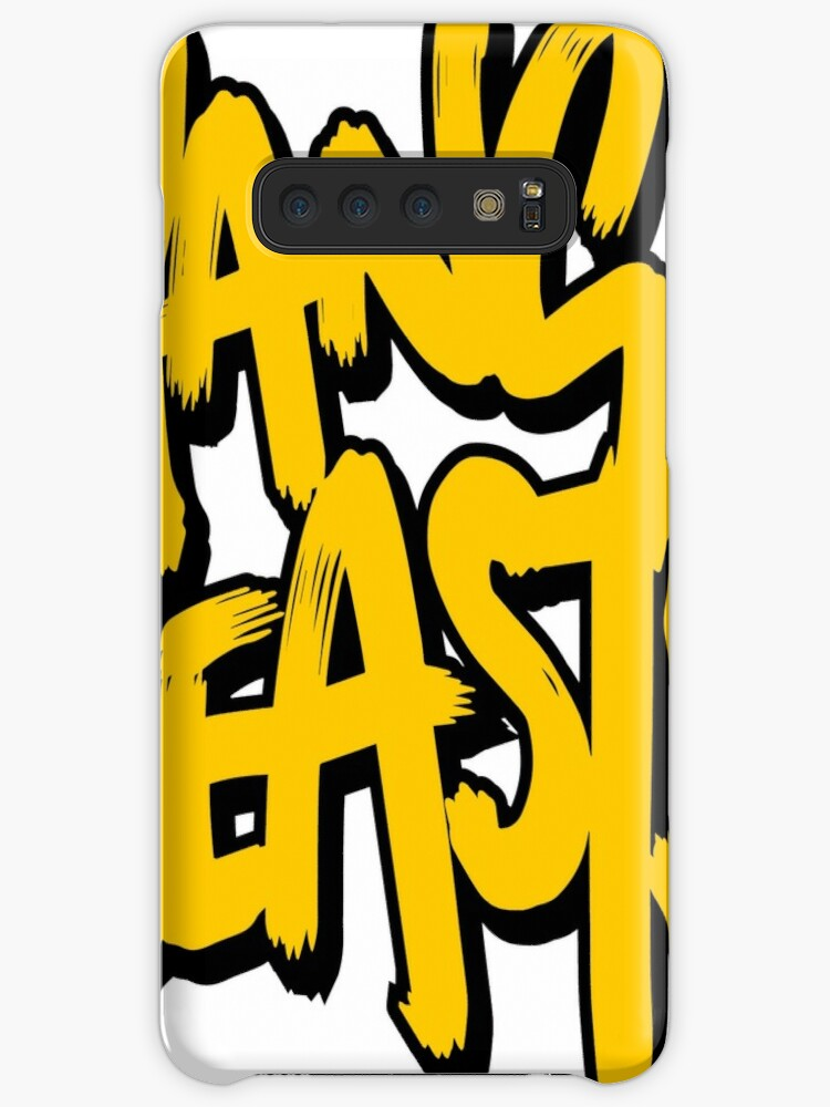 \'Gang Beasts Logo HD\' Case/Skin for Samsung Galaxy by maybeoffensive.