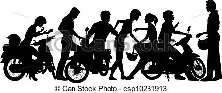 Street gang Clip Art and Stock Illustrations. 281 Street gang EPS.