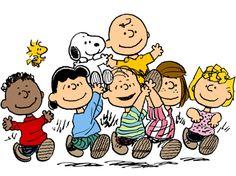 Peanuts Gang Clipart.