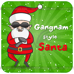 style Santa.