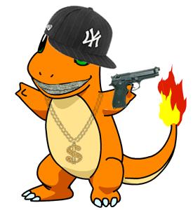 Gangsta Clipart.