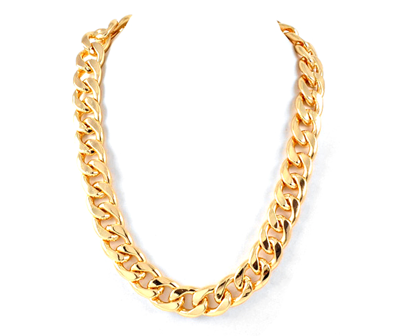 Download Free png Gangster Gold Chain Png Decor.