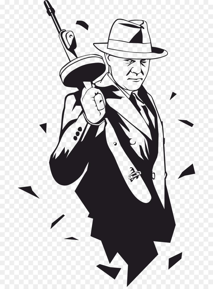 Mafia Illustration Hauz Khas Clip art Image.