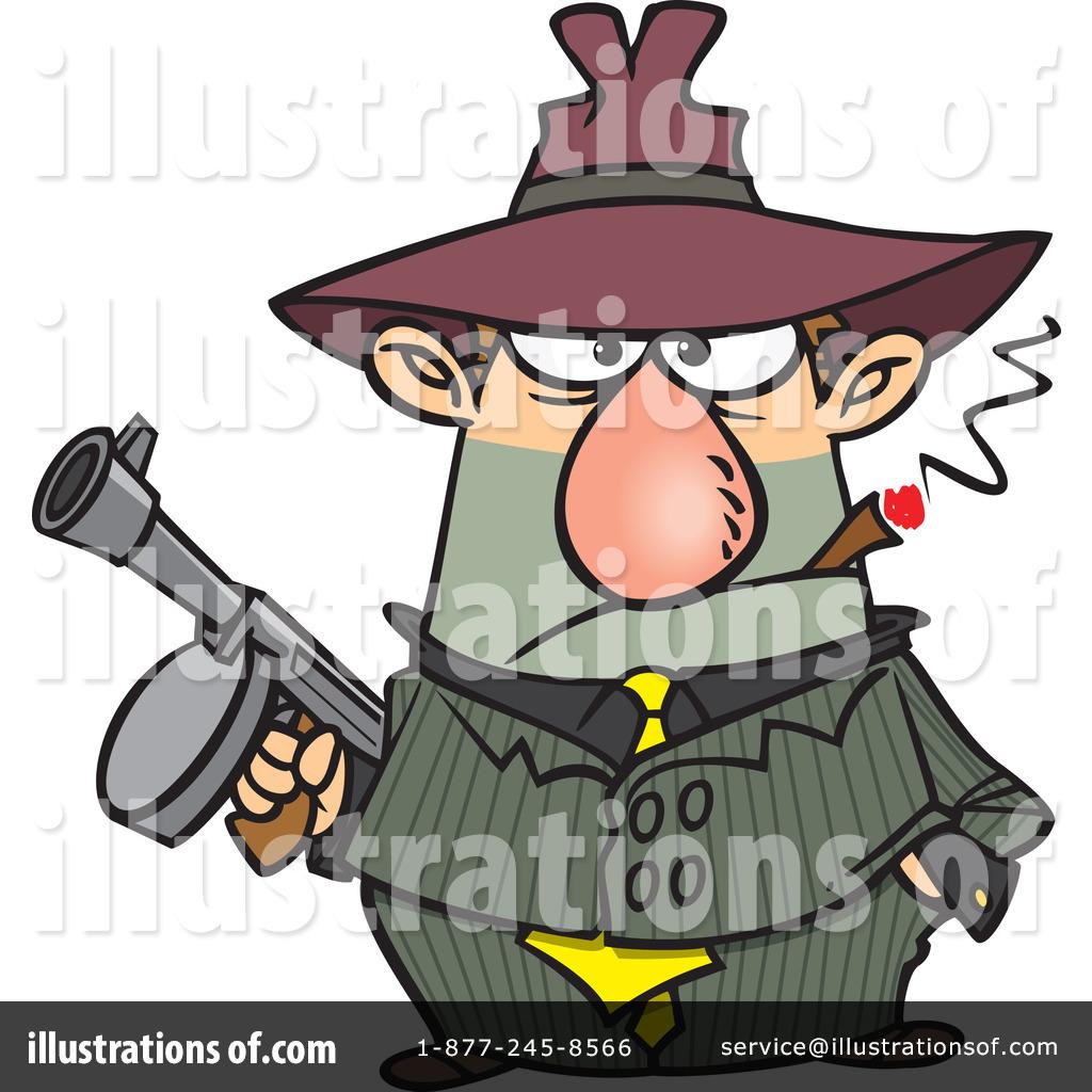 Gangster Clipart.