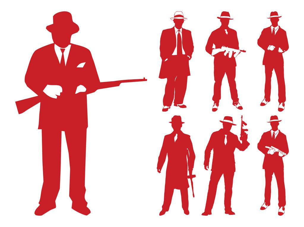 Free Gangster Mafia Cliparts, Download Free Clip Art, Free.